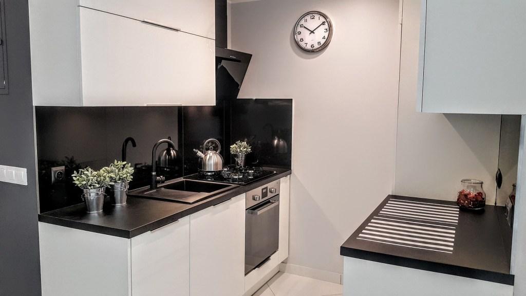 Choose slimline kitchen appliances if you're short on space