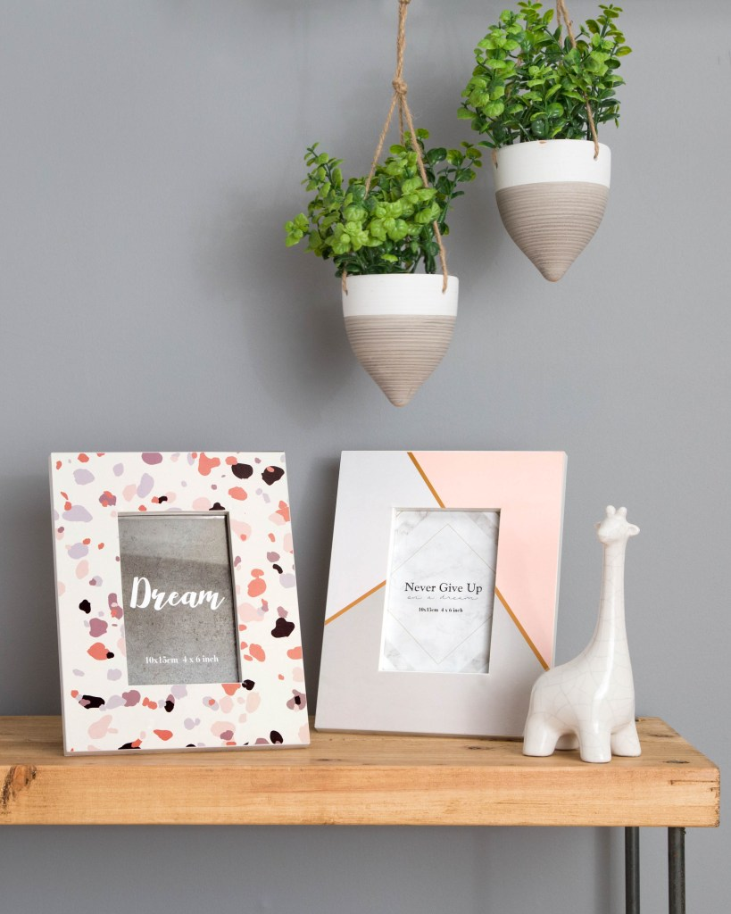 Update your home for less with affordable homeware ideas from Poundland
