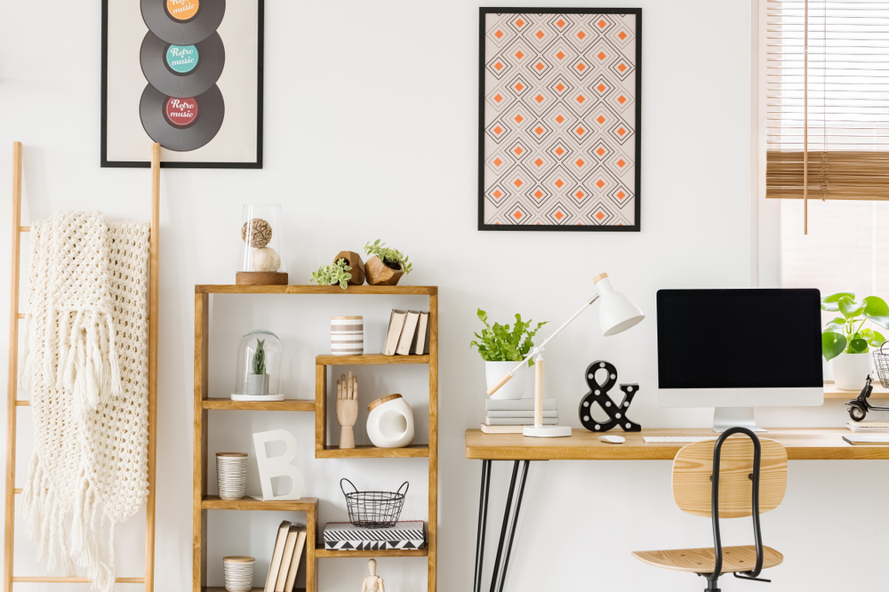 The perfect teenage bedroom needs to have adequate study space, good storage and the chance to express themeselves