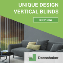 DIY Vertical Blinds