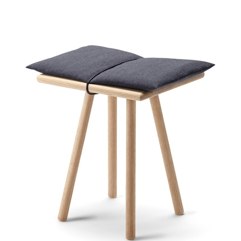 This Georg stool by Skagerak is ideal for a zen-inspired interior