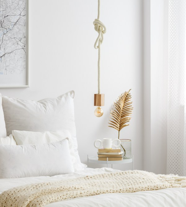 Styling Ideas: How to Create the Perfect White Bedroom