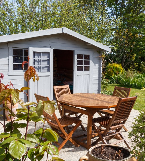 Seven Best Uses For Your Garden Shed