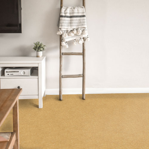 Yellow nectar designer carpet for your home