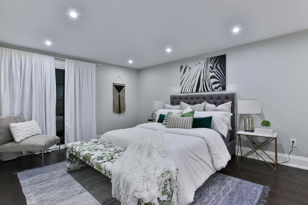 How to design a bedroom around your bed, by making it the centrepiece of the room