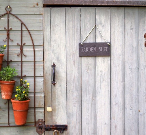 Storage Solutions To Revolutionise Your Shed