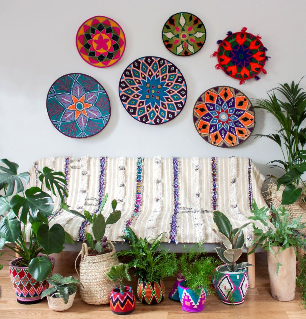 Stunning Moroccan style decor ideas from Bohemia Design.