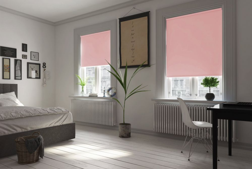 Use black-out blinds for bedrooms to shut out the light
