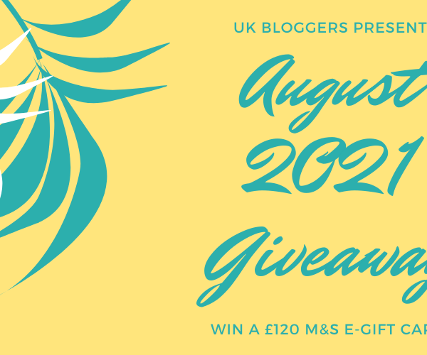 UK Bloggers Competition: Win £120 to Spend at M&S