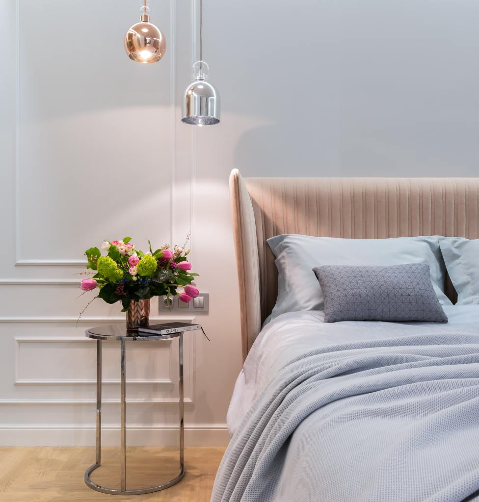 High quality bedding can improve your sleep exerperience