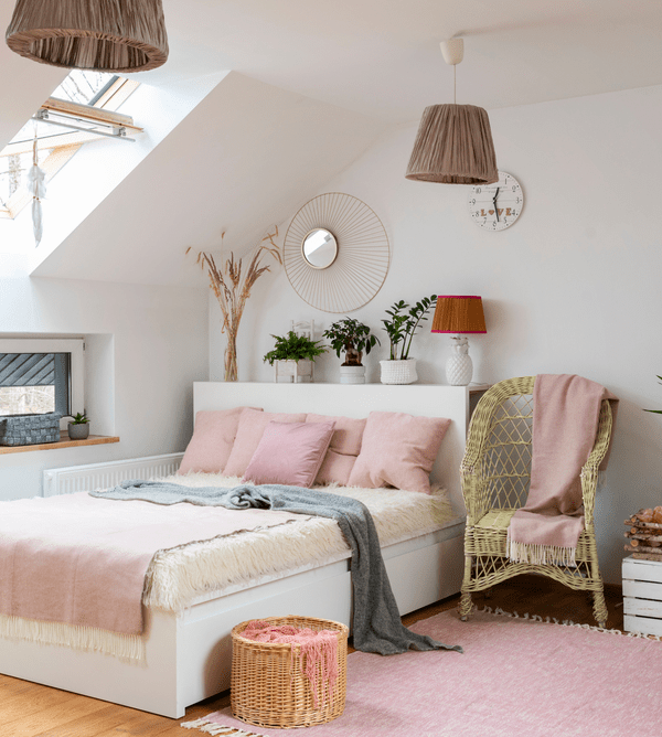 How To Turn Your Loft Into A Cool Teenage Den