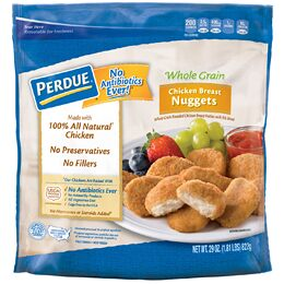 Order Perdue Whole Grain Chicken Breast Nuggets Fully