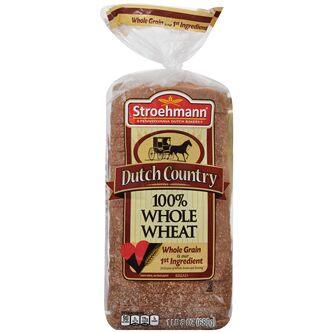 Order Dutch Country Stroehmann 100 Whole Wheat Bread