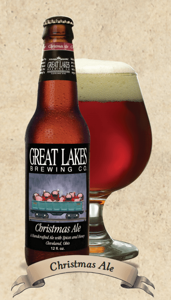 Great Lakes Brewing Christmas Ale beer