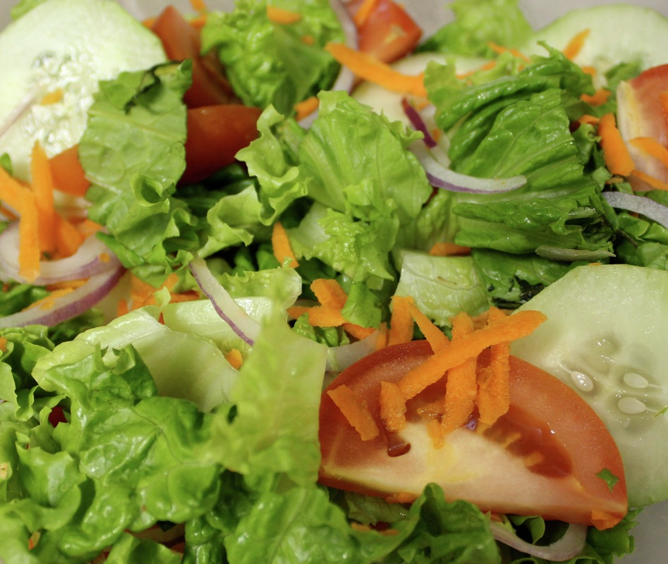 Tossed Green Garden Salad Recipe Fresh Easy Meals Recipes For