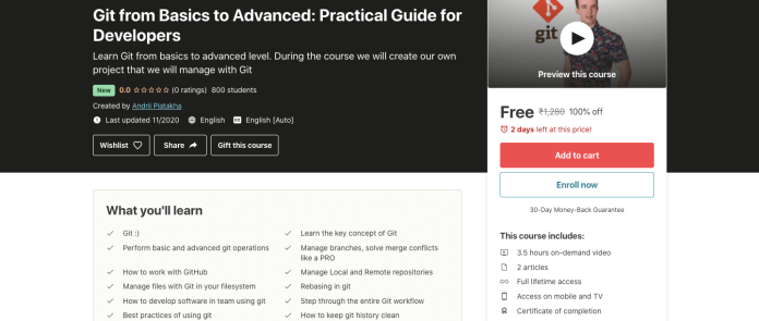 Git from Basics to Advanced: Practical Guide for Developers