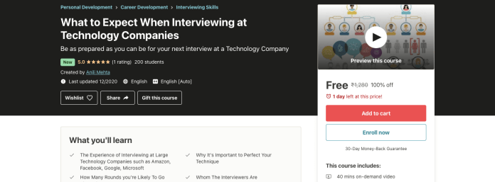 What to Expect When Interviewing at Technology Companies