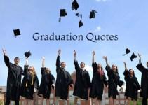 Best Graduation Quotes