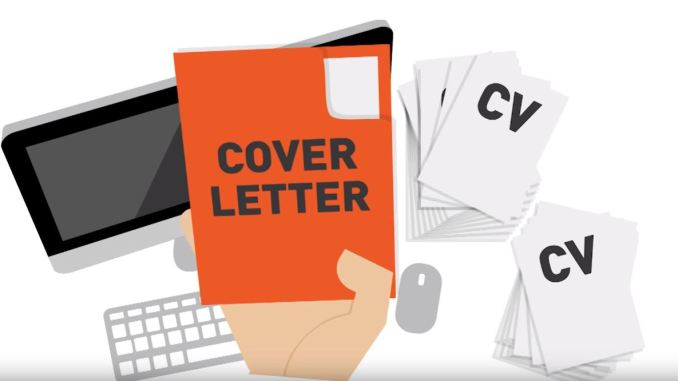 Cover-letter templates