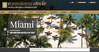 Connossieur Circle - freshestweb