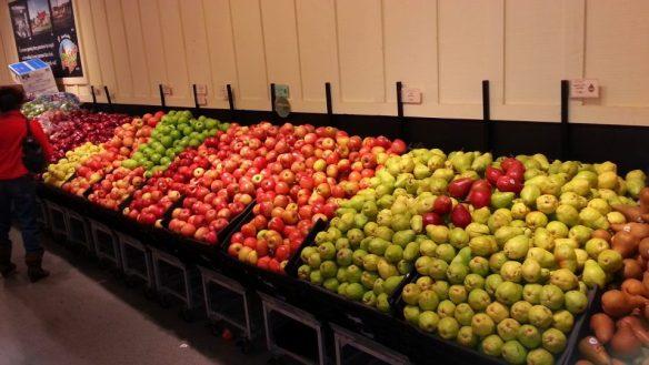 Pears Apples