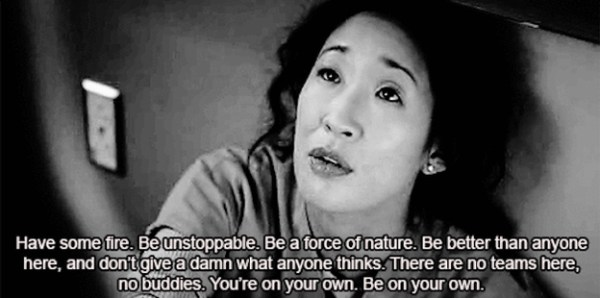 The Time Christina Yang Helped Me Make Life Decisions