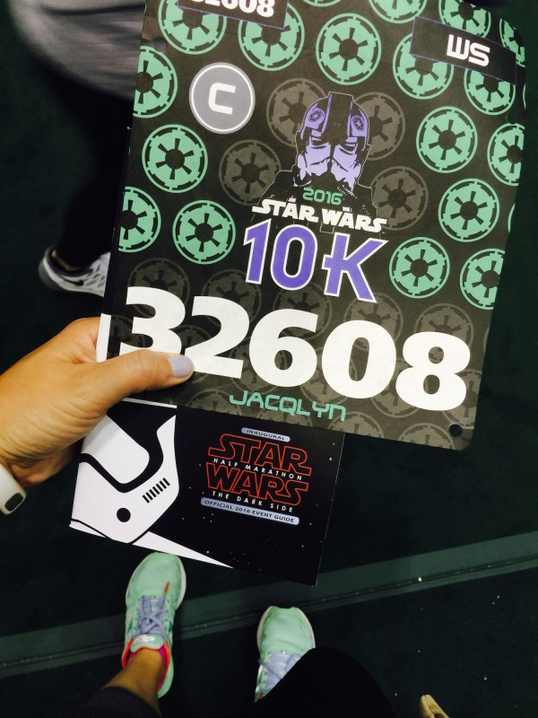 Star Wars Half Marathon Weekend Recap | Fresh Fit Florida