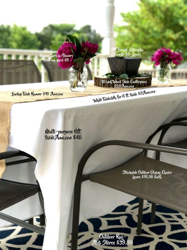Easy Elegant Affordable Dinner Parties