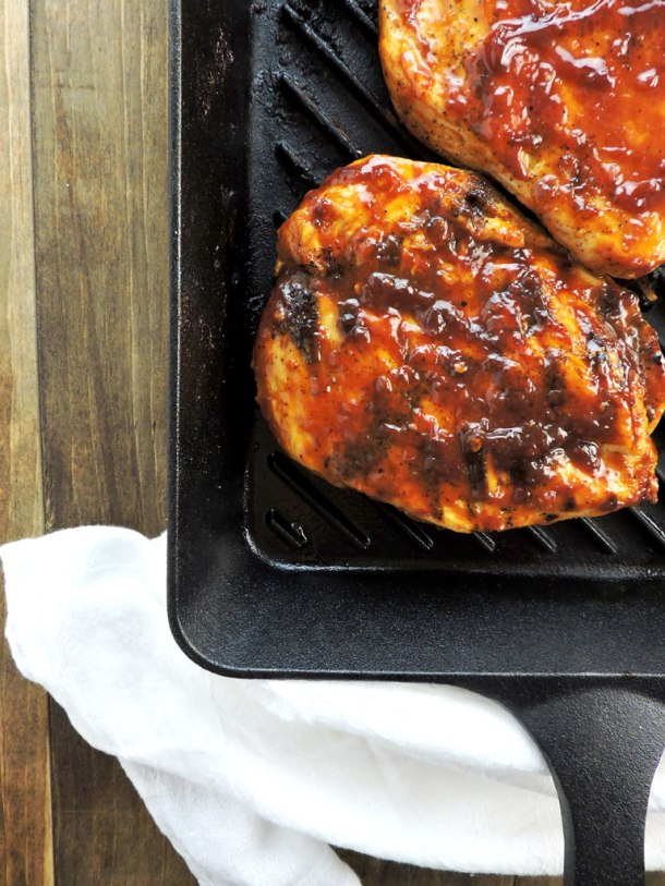 Spicy Chipotle Honey Barbecue Chicken