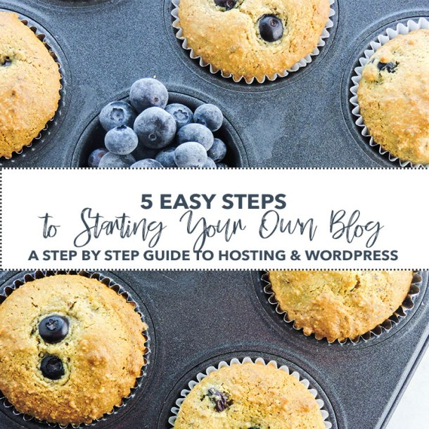 5-Easy-Steps-To-Starting-Your-Own-Food-Blog