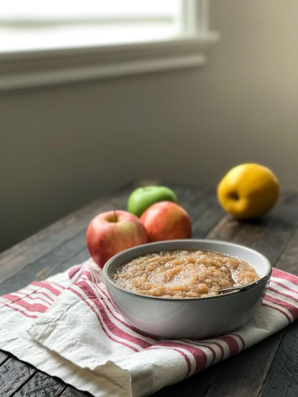 Easy Instant Pot Applesauce