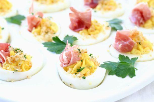 Deviled Eggs Dash of Savory