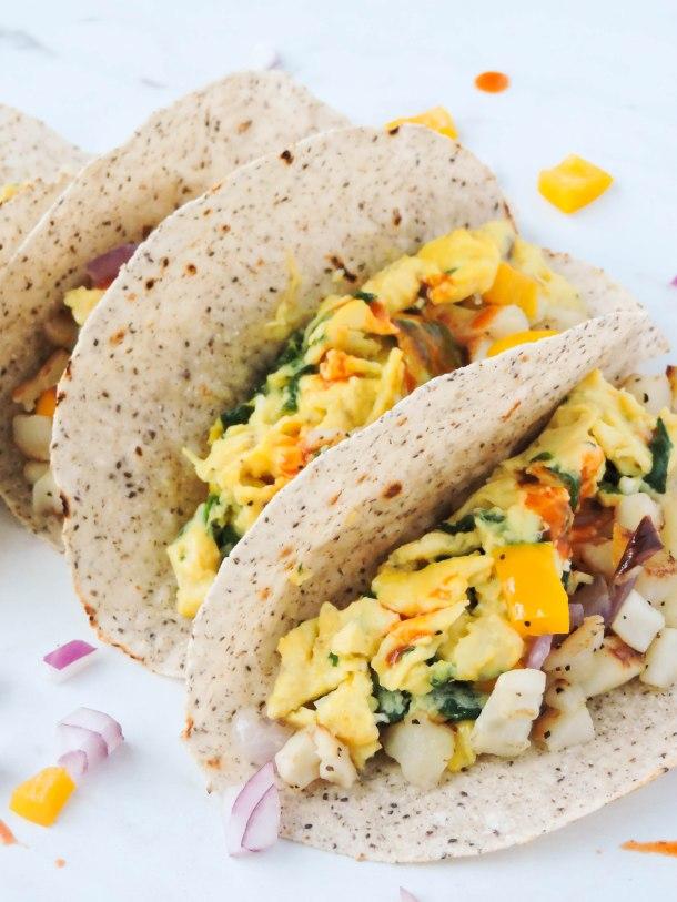 Gluten Free Breakfast Tacos