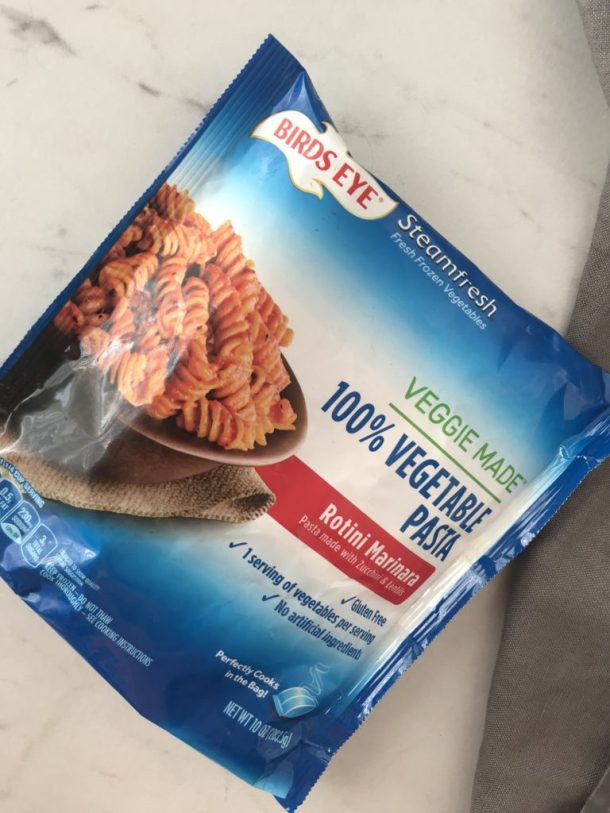 Healthy Frozen Meals Birds Eye Pasta