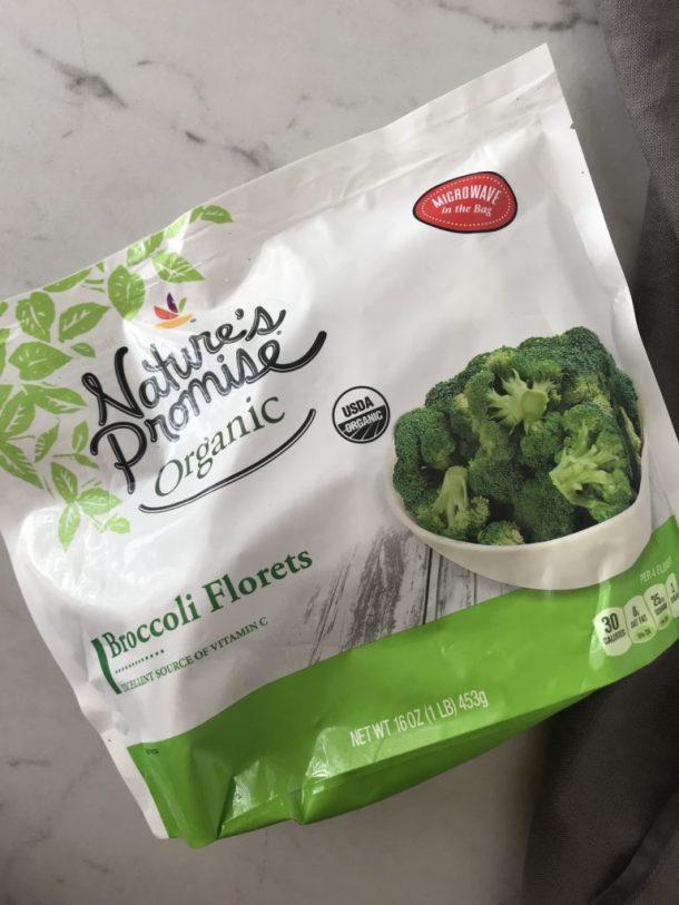 Healthy Frozen Meals Broccoli
