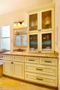 Victorian Master Bathroom  Fresh Remodel