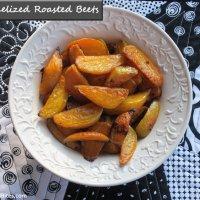 Caramelized Roasted Beets (No Sugar Added, Tastes Like Candy)