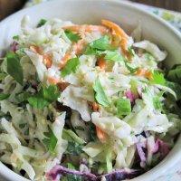 Cilantro-Lime Cabbage Coleslaw