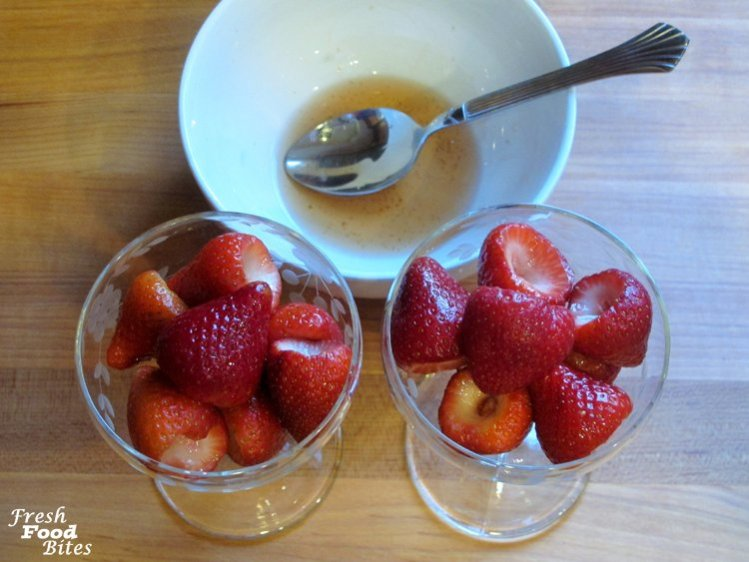 easy s dessert for two drunken strawberries with chocolate ganache and