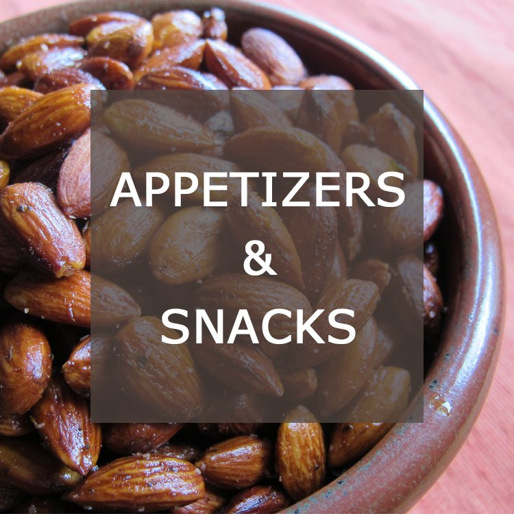 Appetizers & Snacks Recipes Fresh Food Bites