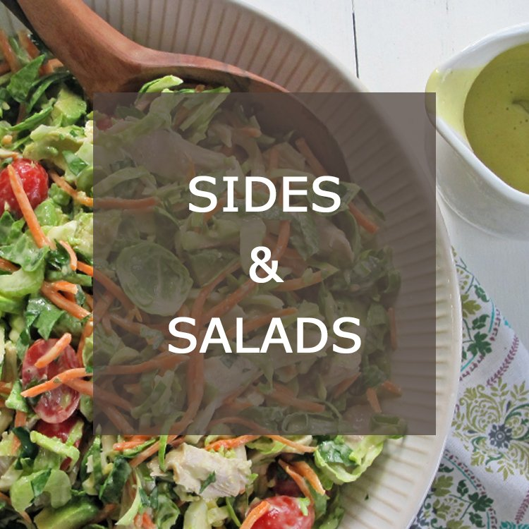Sides & Salads Recipes Fresh Food Bites