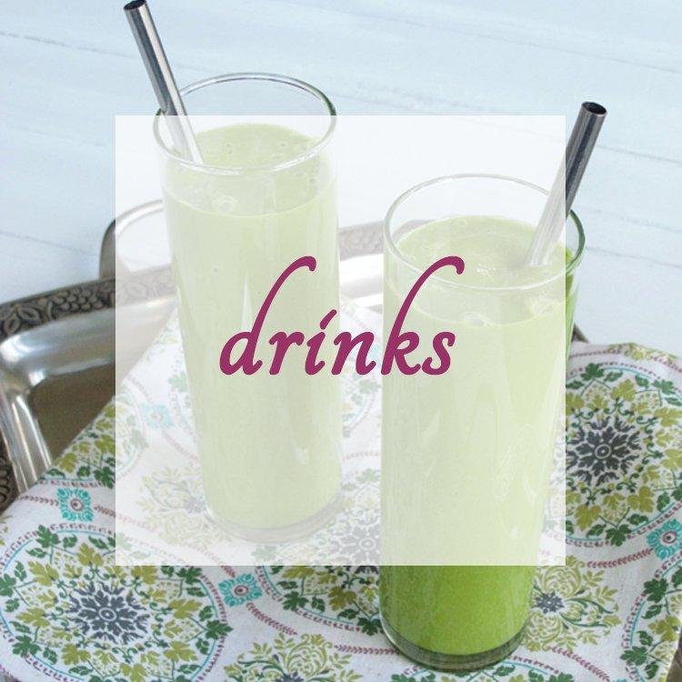 Drinks Recipes Fresh Food Bites