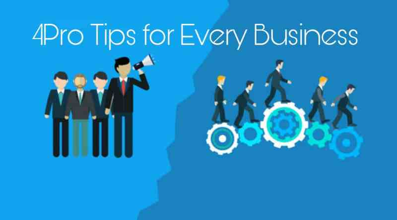 4 management tips required for every business