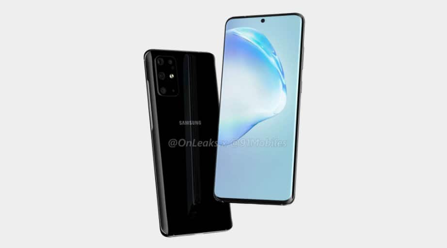 samsung galaxy s11 leaked images