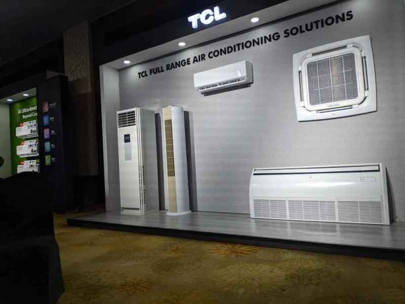 tcl ai x iot smart ac features and range, price and review