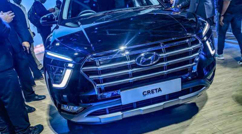 all new hyundai creta 2020 unveiled auto expo 2020 showcased