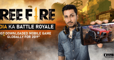 Free Fire India launches new campaign #IndiaKaBattleRoyale with Anmol Parashar