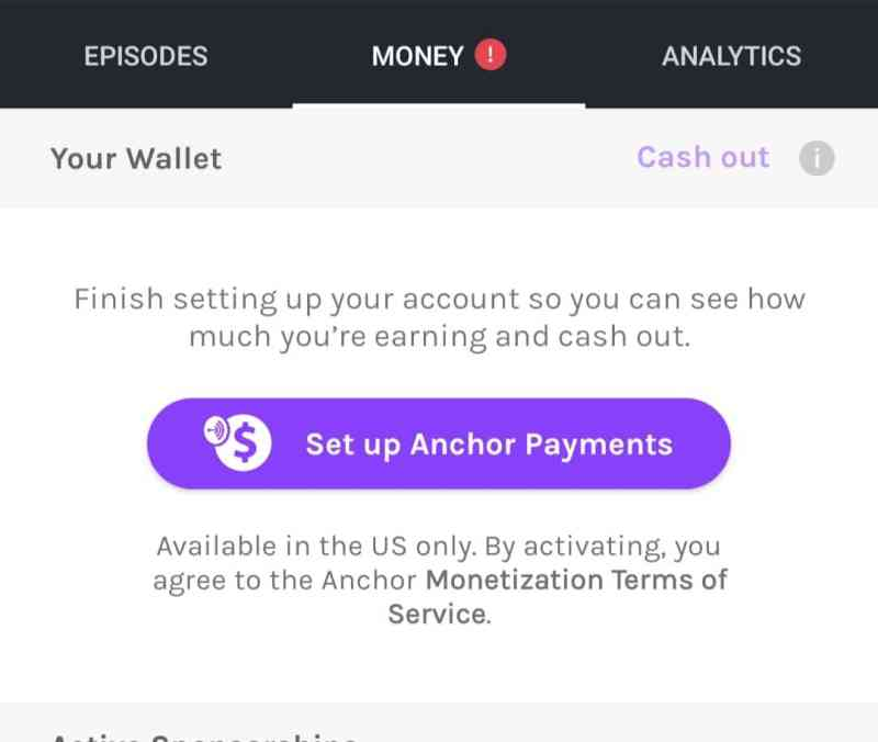 how to earn using anchor app from podcast for free & start podcasting  and how to monetize your podcast