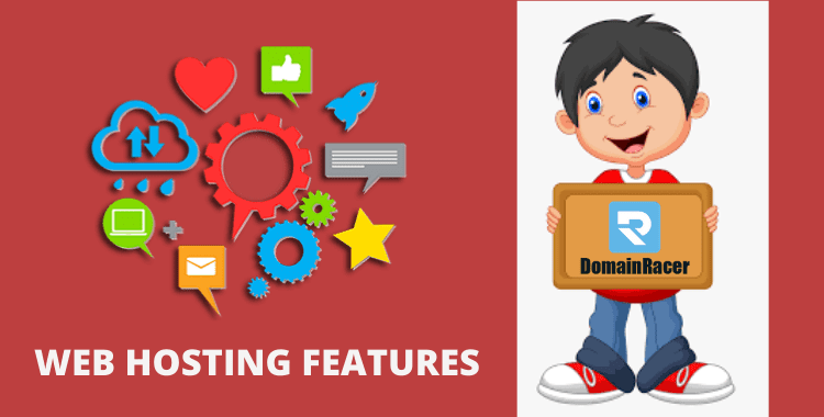 check out the best web hosting features