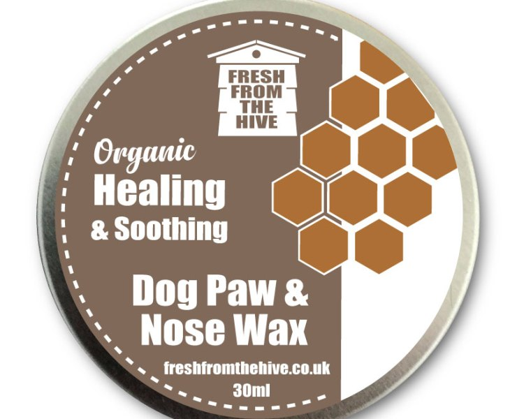best selling paw balm